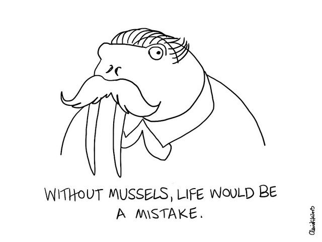 Walrus Nietzsche
