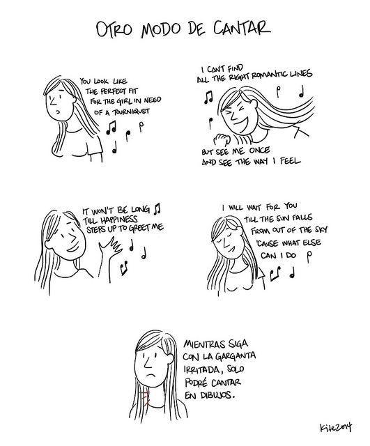 Otro modo de cantar