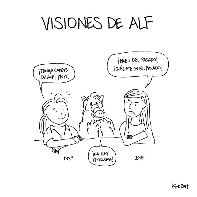 Visiones de Alf